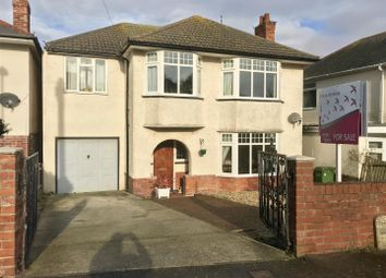 Thumbnail 4 bed detached house for sale in Fernhill Avenue, Weymouth