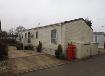 Thumbnail 2 bedroom mobile/park home for sale in Colchester Road, Clacton On Sea, Essex