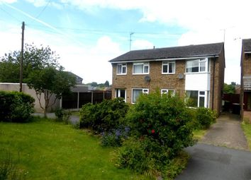 Thumbnail 3 bed property to rent in Chestnut Close, Wymington, Rushden