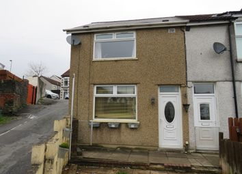 Thumbnail 2 bed end terrace house for sale in Llewellyn Street, Gilfach, Bargoed