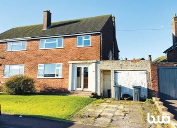 Thumbnail 3 bed semi-detached house for sale in 31 Wootton Road, West Heath, Birmingham