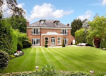 Thumbnail 5 bedroom detached house for sale in The Fairway, Weybridge, Surrey