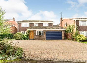 5 bed detached house for sale in Ringshall Gardens, Bramley, Tadley RG26
