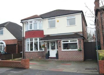 Thumbnail 4 bed detached house for sale in Avonlea Road, Sale