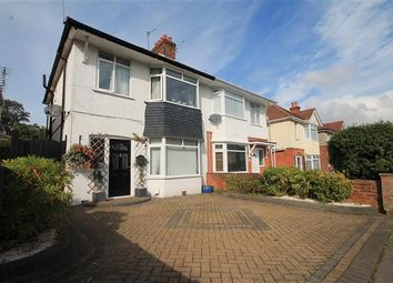 Thumbnail 4 bedroom semi-detached house for sale in Farcroft Road, Parkstone, Poole