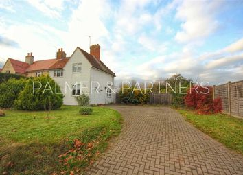 Thumbnail 3 bed semi-detached house for sale in Barrow Hill, Acton, Sudbury