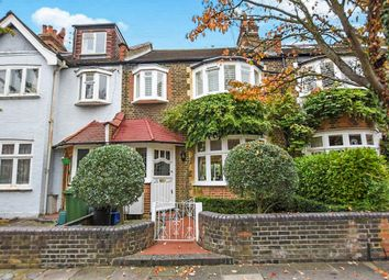 Thumbnail 4 bed terraced house for sale in Observatory Road, London