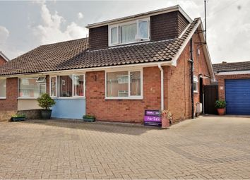 Thumbnail 3 bed semi-detached bungalow for sale in Dunster Road, Cheltenham