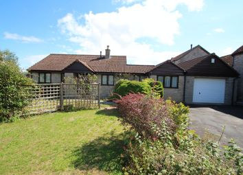 Thumbnail 3 bed detached bungalow for sale in High Street, Butleigh, Glastonbury