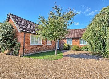 Thumbnail 3 bed detached bungalow for sale in Widford Road, Hunsdon, Ware