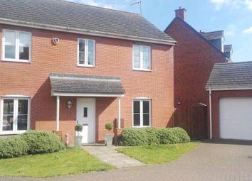 Thumbnail 4 bedroom property to rent in Rowan Close, Desborough, Kettering