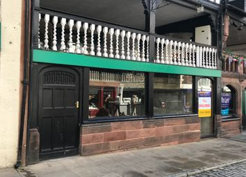 Thumbnail Retail premises to let in Watergate Street, Chester