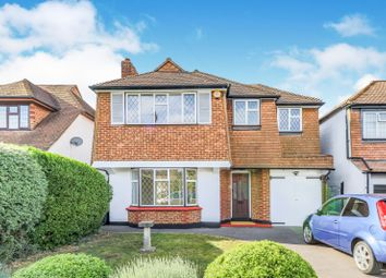 Thumbnail 4 bedroom detached house to rent in Wilton Grove, New Malden