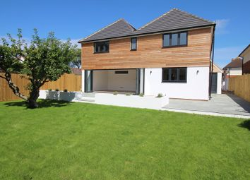Thumbnail 4 bed detached house for sale in Shorefield Way, Milford On Sea, Lymington