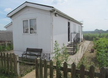 Thumbnail 1 bed mobile/park home for sale in Witham View, Short Ferry Park (Ref 5628), Fiskerton, Lincolnshire