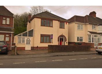 Thumbnail 3 bed detached house for sale in Watsons Green Road, Dudley