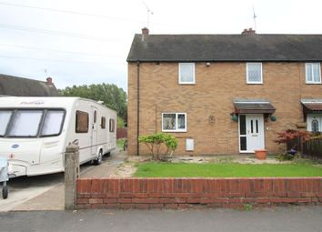 Thumbnail 3 bedroom semi-detached house for sale in Holywell Crescent, Braithwell, Rotherham, South Yorkshire, UK