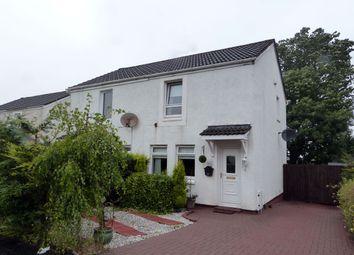 Thumbnail 2 bed semi-detached house for sale in Medwin Gardens, Gardenhall, East Kilbride