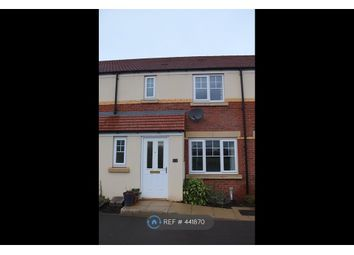 Thumbnail 3 bed terraced house to rent in Ffordd Dewi, Oakenholt, Flint