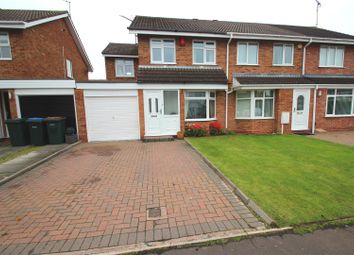Thumbnail 3 bedroom semi-detached house for sale in Lumsden Close, Walsgrave, Coventry