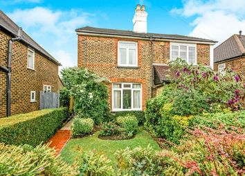 Thumbnail 3 bedroom semi-detached house for sale in Albury Road, Merstham, Redhill, Surrey