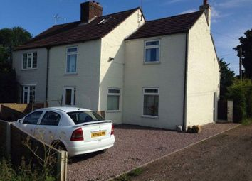 Thumbnail 3 bed semi-detached house for sale in Gypsy Lane, Watlington, King's Lynn