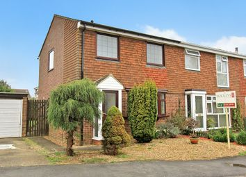 Thumbnail 3 bed semi-detached house for sale in Worcester Avenue, Hardwick, Cambridge