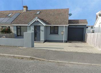 Thumbnail 3 bed semi-detached bungalow for sale in Linscott Crescent, West Yelland, Barnstaple, Devon