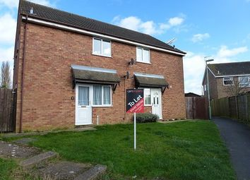 Thumbnail 1 bedroom terraced house to rent in Drake Close, Stowmarket