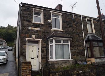 Thumbnail 2 bed end terrace house for sale in John Street, Abercwmboi, Aberdare