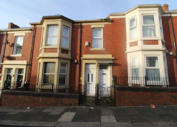 Thumbnail 3 bed flat for sale in Strathmore Crescent, Benwell, Newcastle Upon Tyne