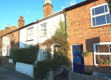 Thumbnail 3 bed terraced house to rent in St Judes Road, Englefield Green, Egham
