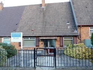 Thumbnail 2 bed terraced house to rent in Leny Road, Perth