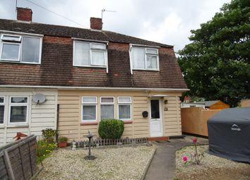 Thumbnail 3 bedroom semi-detached house for sale in 10 Wear Close, Exeter, Devon