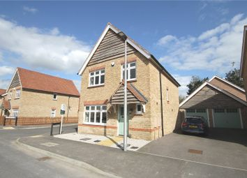 Thumbnail 3 bed detached house for sale in Jackdaw Way, Halling, Kent