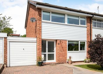 Thumbnail 3 bed semi-detached house for sale in Sevenoaks Close, Macclesfield