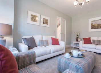 Thumbnail 3 bed semi-detached house for sale in Lime Tree Meadows, Ellesmere Road, Shrewsbury, Shropshire