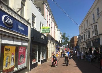 Thumbnail Commercial property for sale in Investment, Weirdfish Ltd, 83, St Marys Street, Weymouth, Dorset