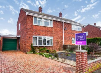 3 bed semi-detached house for sale in Manners Road, Balderton, Newark NG24
