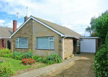 Thumbnail 3 bed detached bungalow for sale in Beech Avenue, Bourne, Lincolnshire