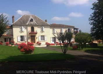 Thumbnail 4 bed property for sale in Mirande, Midi-Pyrenees, 32300, France