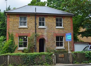 Thumbnail 3 bed detached house for sale in Old Malden Lane, Worcester Park, Surrey