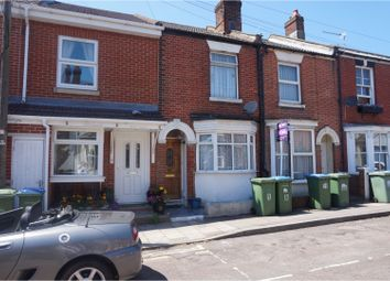 Thumbnail 2 bed terraced house for sale in Bath Street, Inner Avenue, Southampton