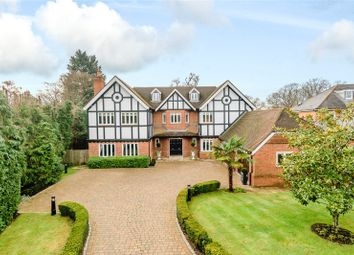 Camp Road, Gerrards Cross, Buckinghamshire SL9. 5 bed detached house