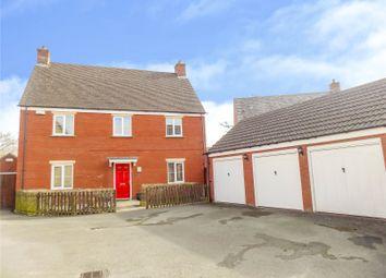 Kopernik Road, Swindon SN25. 4 bed detached house for sale