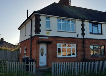 Thumbnail 3 bed end terrace house to rent in The Crescent, Rushden