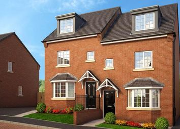 "Thumbnail 3 bed property for sale in ""The Oxford At Capella"" at Westway, Eastfield, Scarborough"