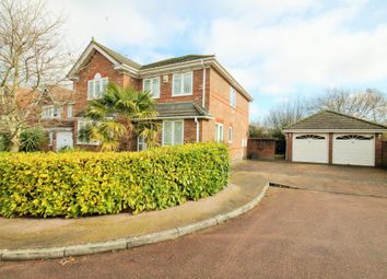 Thumbnail 4 bed detached house for sale in Baylis Crescent, Burgess Hill