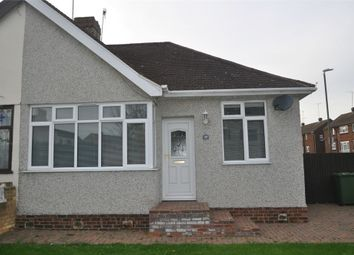 Thumbnail 2 bed semi-detached bungalow to rent in Norman Road, Belvedere, Kent