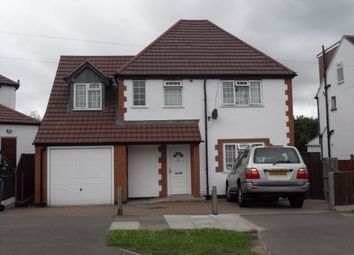 Thumbnail 4 bed detached house for sale in Rayners Lane, South Harrow, Middlesex